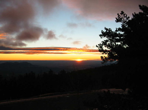 winter mountain newmexico sunrise sandia