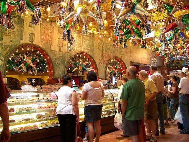 Mexican Restaurant In Market Square San Antonio Tx
