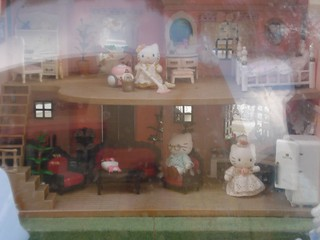 Hello kitty house 1/2