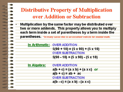 math worksheet : distributive property over addition worksheets  multiplication  : Properties Of Multiplication And Addition Worksheets