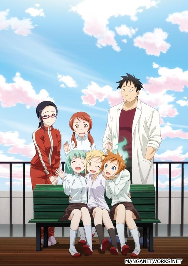 30809271403 6bf09c5ab6 o 13 anime được chuyển thể từ manga sẽ ra mắt trong mùa đông này