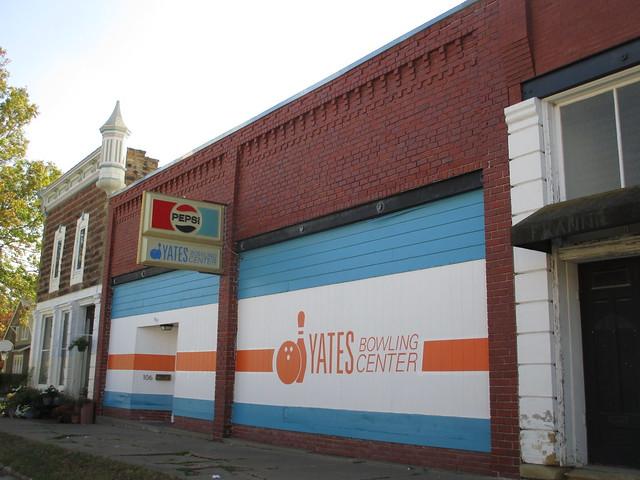 Yates Bowling Center Yates Center,KS
