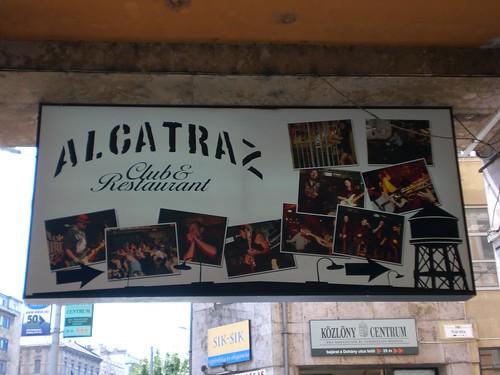 Alcatraz in Budapest?