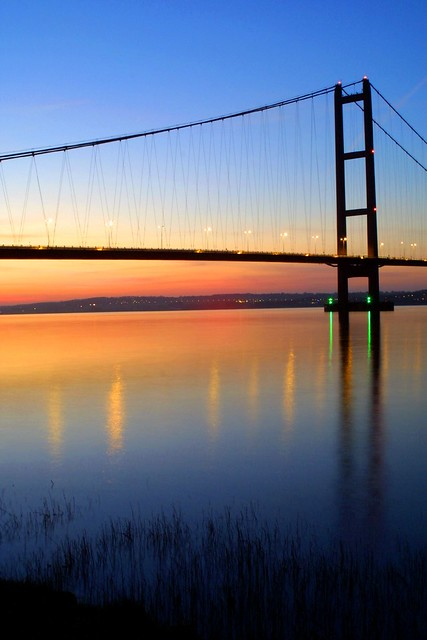 Swans Have Come Back >> The Humber Bridge - a gallery on Flickr