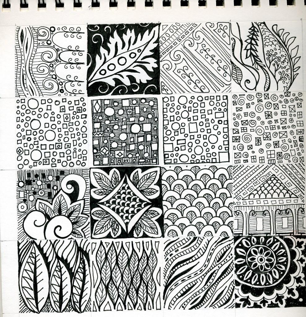 Doodles And Zentangles - cover