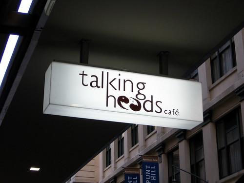 Talking Heads Café