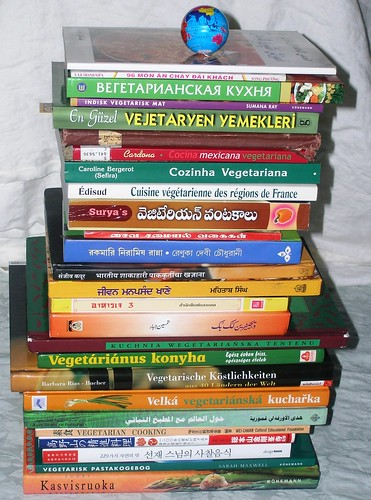 Coobooks in many languages