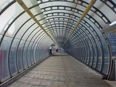 Poplar DLR overpass