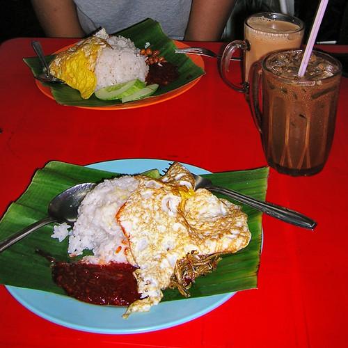 Jerantut Malaysia  city photo : Nasi Lemak Jerantut Malaysia | Flickr Photo Sharing!