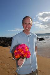Eric & Julie's bouquet