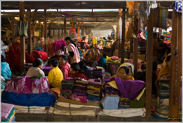 The handloom section - 3