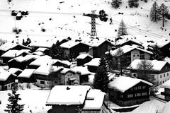 Houses at Zermatt #1