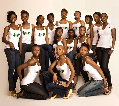 nigeria beautiful models