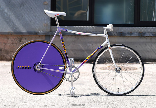 Tomassini pursuit bike