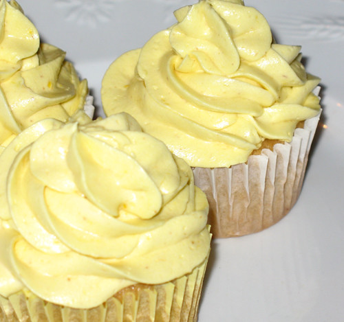 Amchur-lemon cupcakes with cream cheese frosting | Flickr - Photo ...
