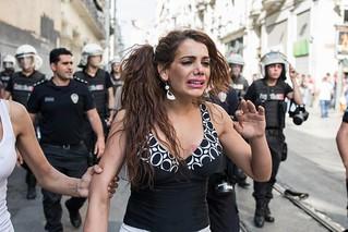 Hande Kader, 2015 İstanbul Onur Yürüyüşü