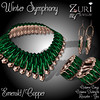 Winter Symphony Collection - EmeraldCopper