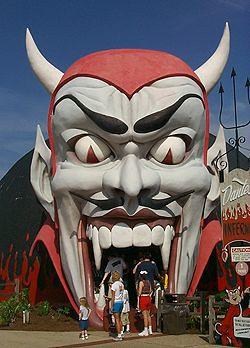 Dante S Inferno At Miracle Strip Amusement Park Panama