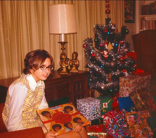 Judy with Jackson 5 album December 1970