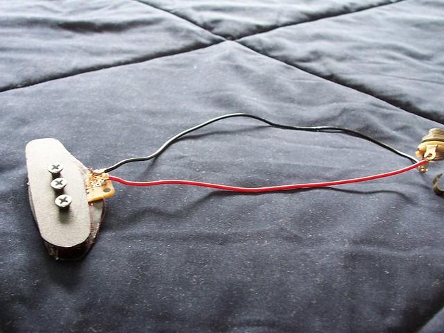 homemade guitar pickup flickr photo sharing. Black Bedroom Furniture Sets. Home Design Ideas