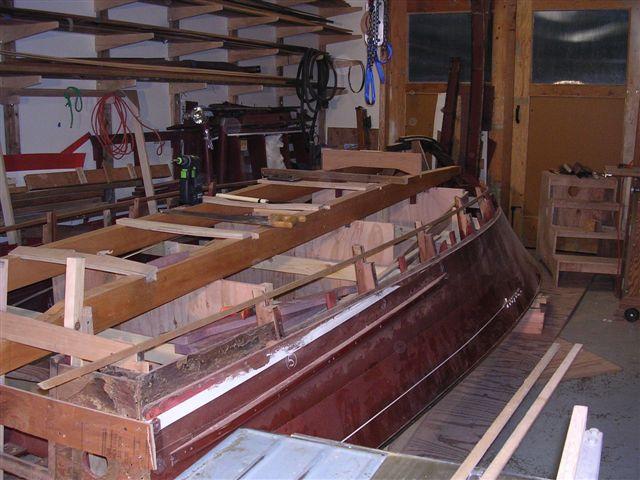 Notablepastrepairs Wooden Boat Repair Construction