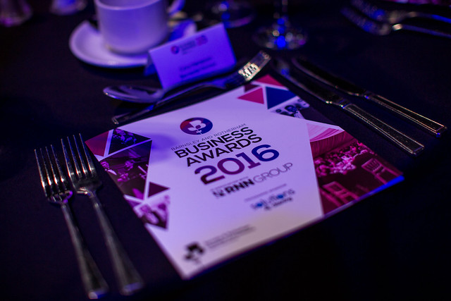 Barnsley and Rotherham Business Awards 2016