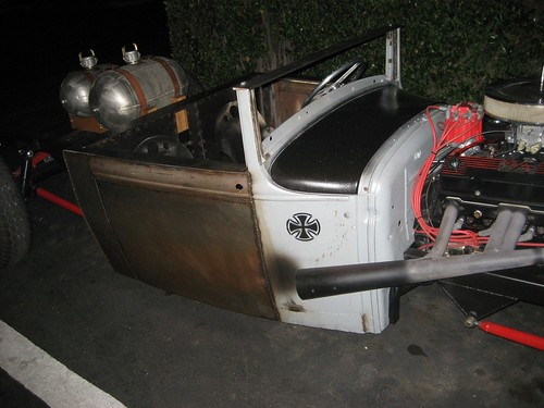 Rat Rod Side Middle