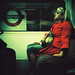 Red Woman In Tube by edscoble