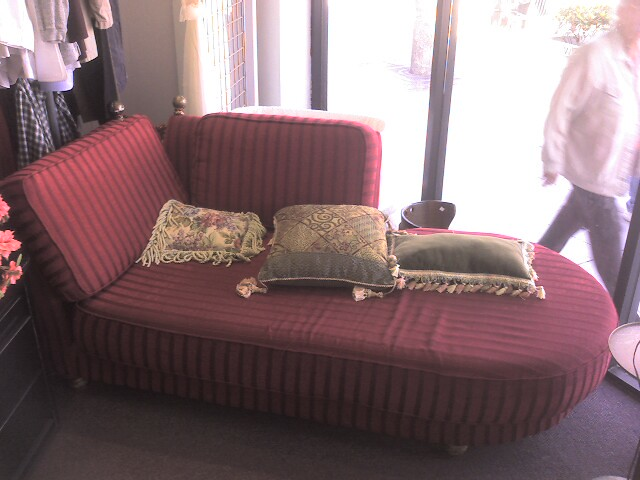 Chaise Lounge Dog Bed All Sizes