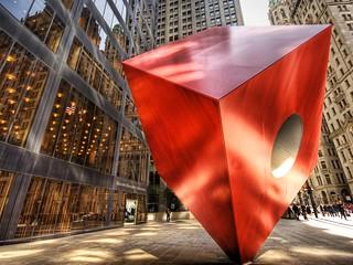Afternoon Near Ground Zero