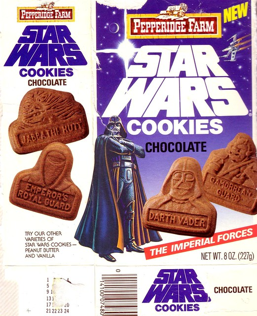 Pepperidge Farms Star Wars Cookies