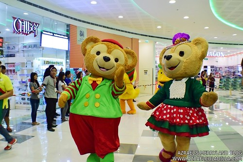 Grand Magical Christmas Parade in SM City Trece Martires (52)
