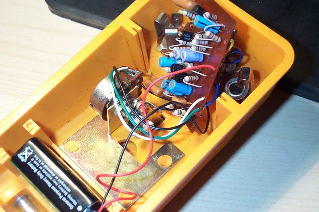 Photo:Kay Fuzz Tone By germanium