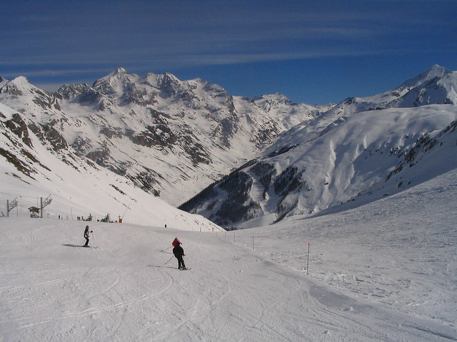 Tignes, France - Ski Slopes by plusgood, on Flickr