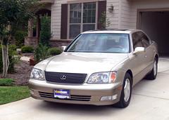 Lexus LS400 4.0 V-8