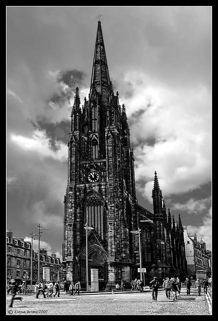 Church on the Mile