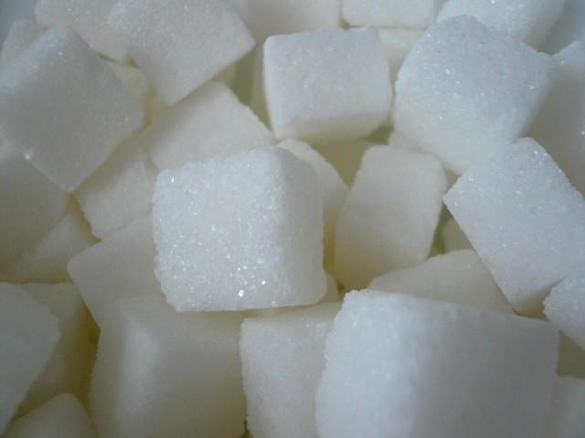 sugar cubes spectral analysis