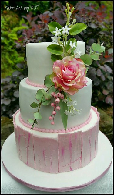Cake by Cake Art by I.J.