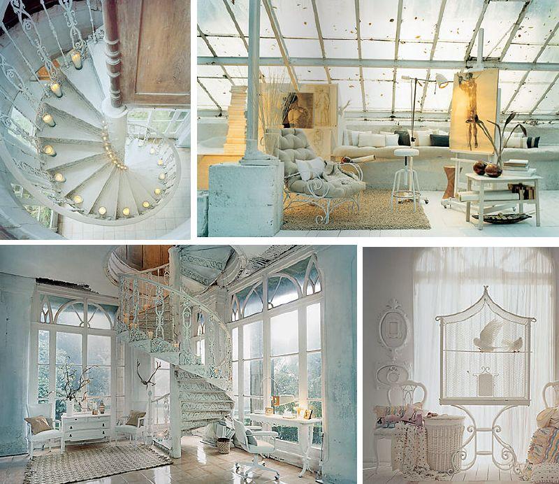 Zara home inspiration in white decor8 for Home interiors catalog 2007