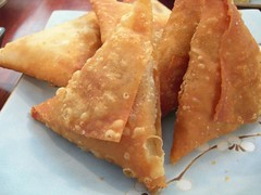 Oasis Chicken Samosas