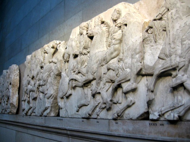 Parthenon Marbles Flickr Photo Sharing