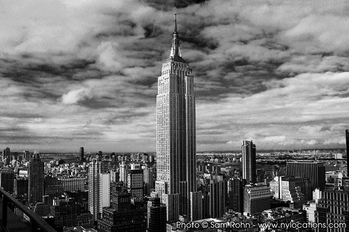 Empire State Building :: Location Scout