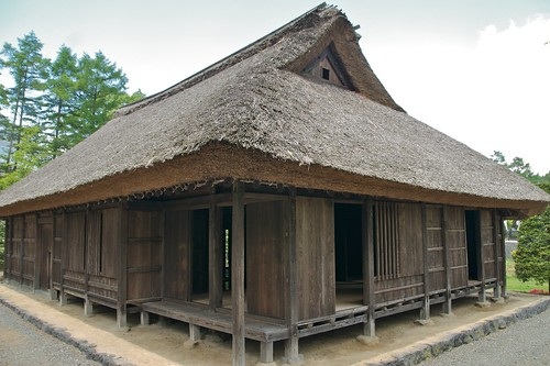 Traditional Japanese House a photo on