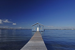 Blue Jetty