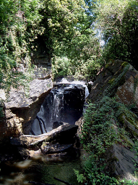 Header of Aberdulais Falls