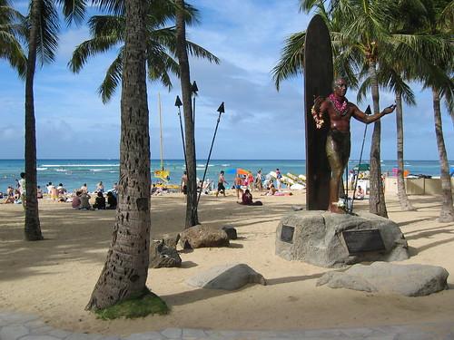 Hawaii0006 Waikiki Beach