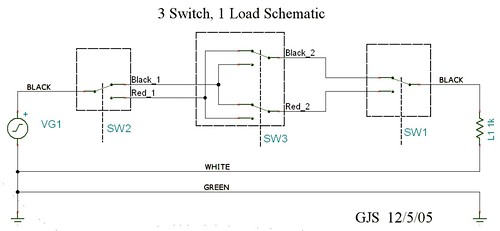 Superb 4 Way Wiring Diagram Schematic For Basic Electronics Wiring Diagram Wiring Cloud Hisonuggs Outletorg