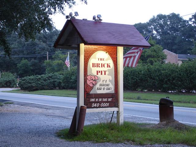 The Brick Pit, Mobile AL