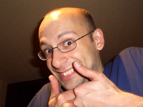 Sarcastic Smile Slightly Scary Flickr Photo Sharing