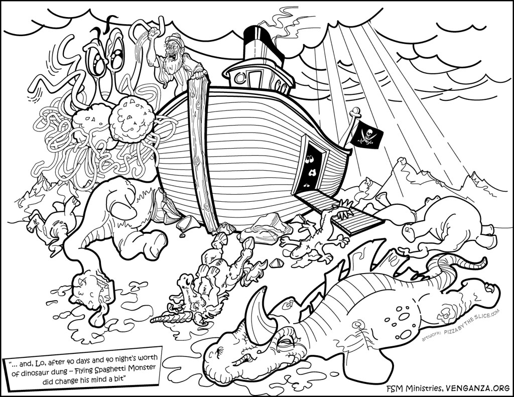 fsm coloring page 3 noah the ark and the end of tolerance a photo